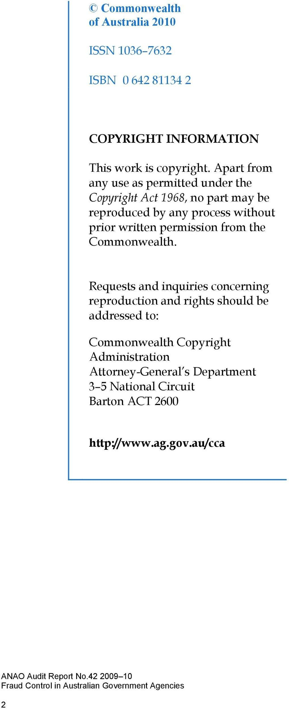 written permission from the Commonwealth.