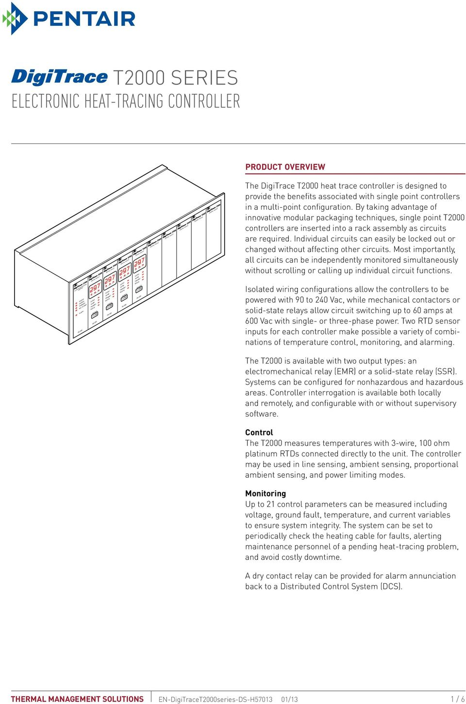 Thermal Management Solutions Pdf The I O Insulation Element Of Affected Solidstate Relays Circuit By Taking Advantage Innovative Modular Packaging Techniques Single Point Controllers Are Inserted Into A
