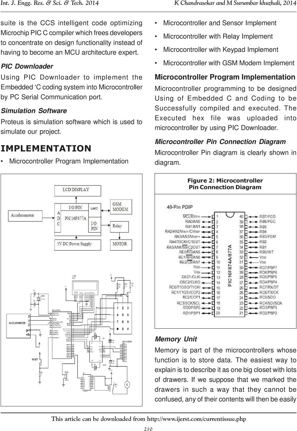 Mems Accelerometer Based Password Recognition System Using Gsm Pdf 4x4 Icon Wireless Locking Buzzer Circuit Diagram Simulation Software Proteus Is Which Used To Simulate Our Project