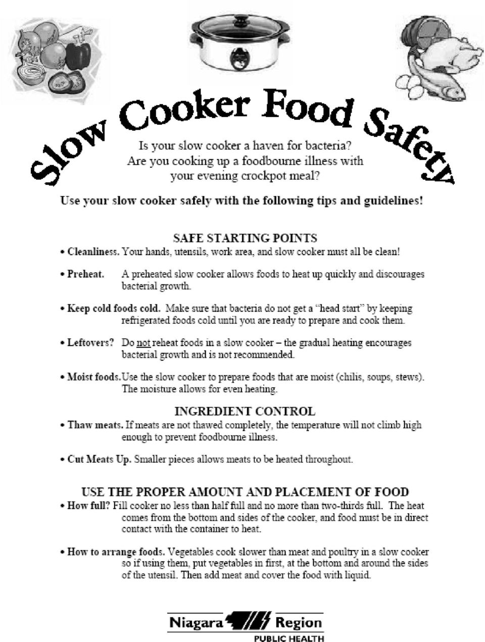 Food Safety Fact Sheets Pdf Poultry Meat Cuts Manual Canadian Inspection Agency 20 Take Out More And Canadians Are Relying On Restaurants Deli Counters Caterers To Prepare Their For Home Consumption