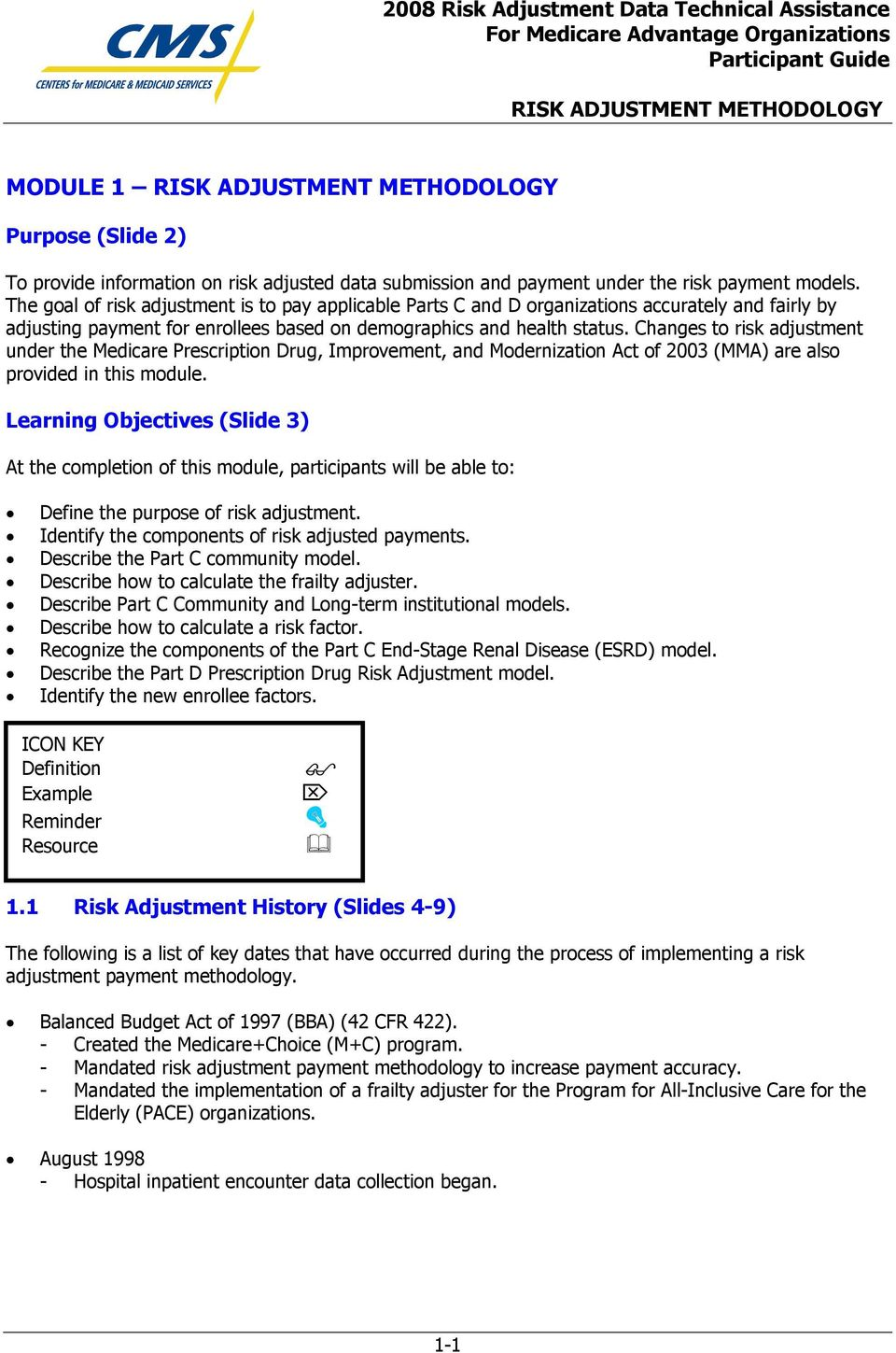 TABLE OF CONTENTS INTRODUCTION   I-1 - PDF