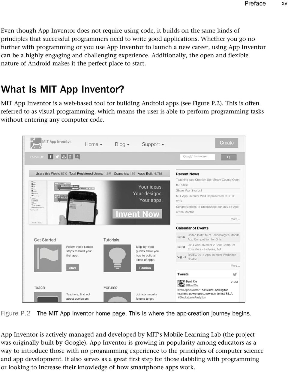 Learning MIT App Inventor - PDF