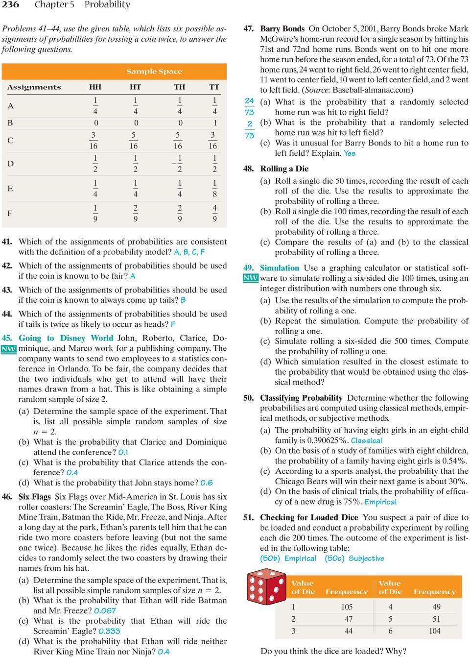 Probability and Probability Distributions - PDF