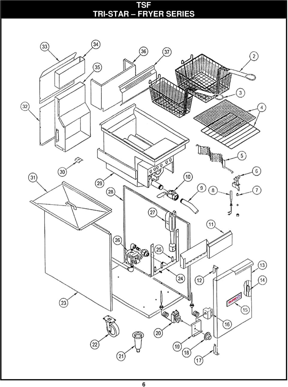 Installation And Operation Maintenance Pdf Free Download Af75 Wiring Diagram Fryer