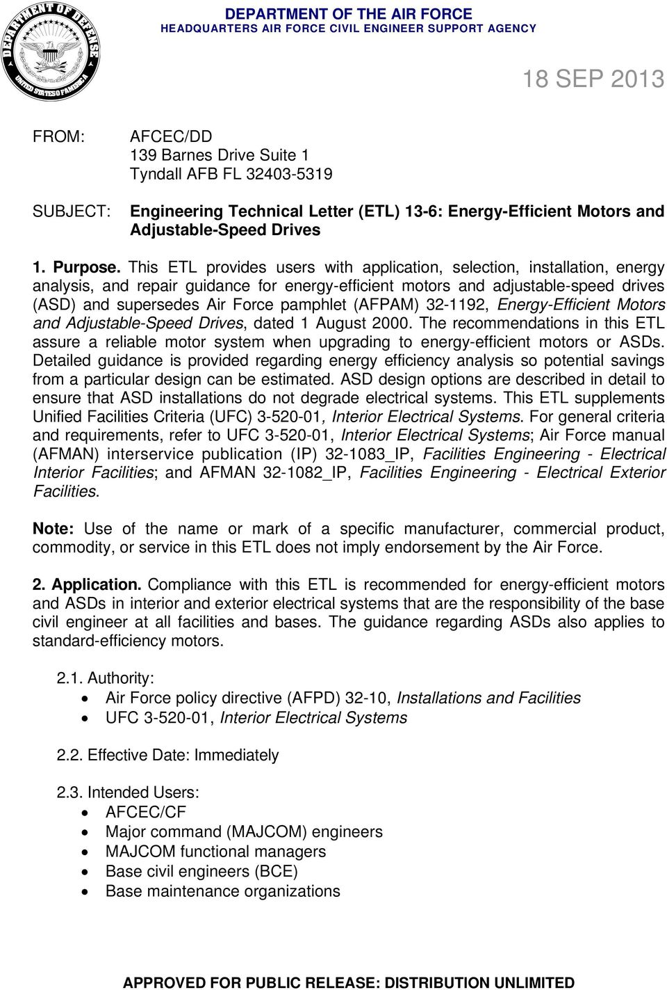 Department Of The Air Force Headquarters Civil Engineer Toshiba G7 Asd Wiring Diagram This Etl Provides Users With Application Selection Installation Energy Analysis And Repair