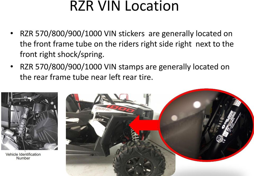 General Vin Information Pdfrhdocplayer: Polaris Ranger Serial Number Location At Gmaili.net