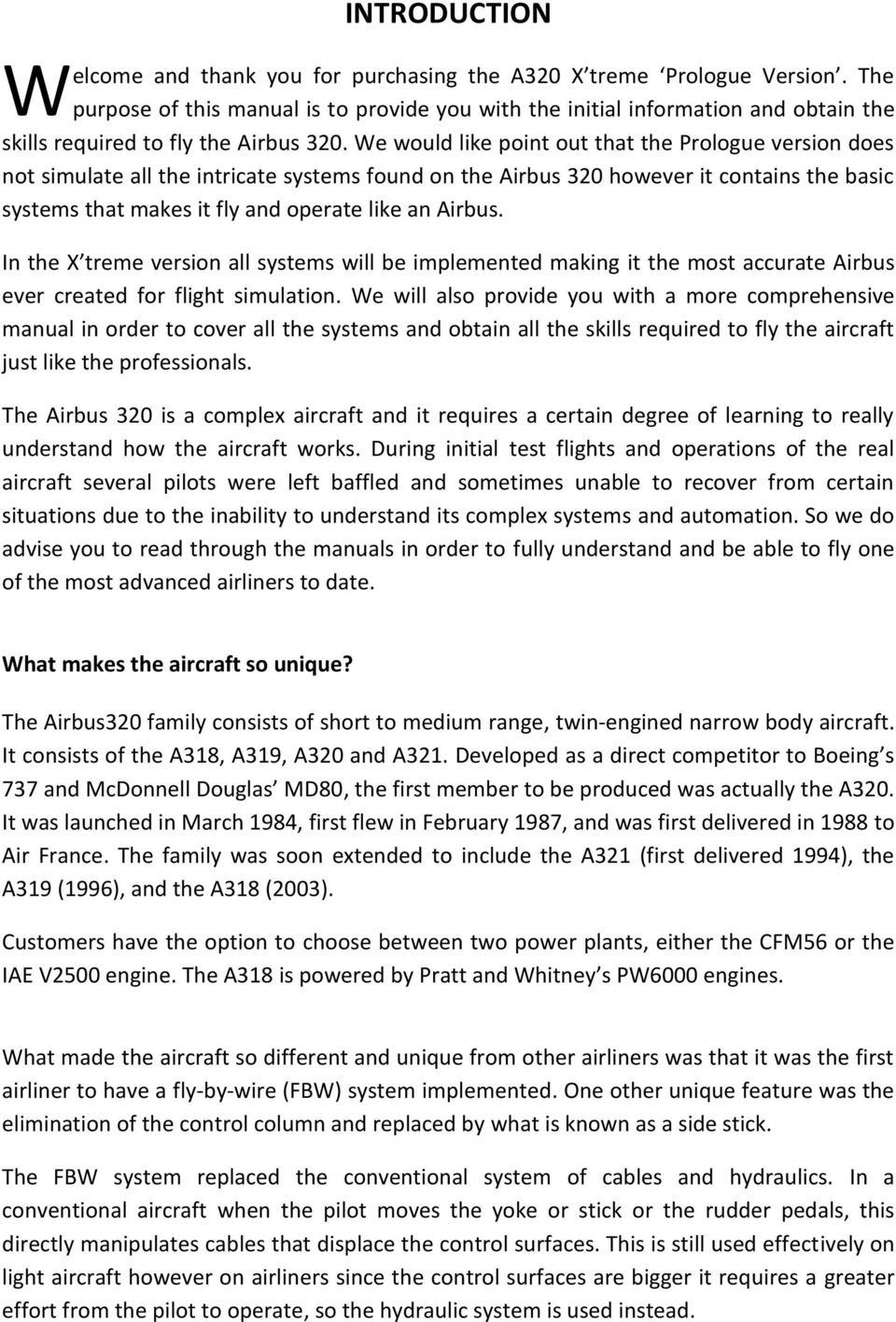 Airbus 319 320 321 Operations Manual Pdf Wiring Diagram We Would Like Point Out That The Prologue Version Does Not Simulate All Intricate Systems