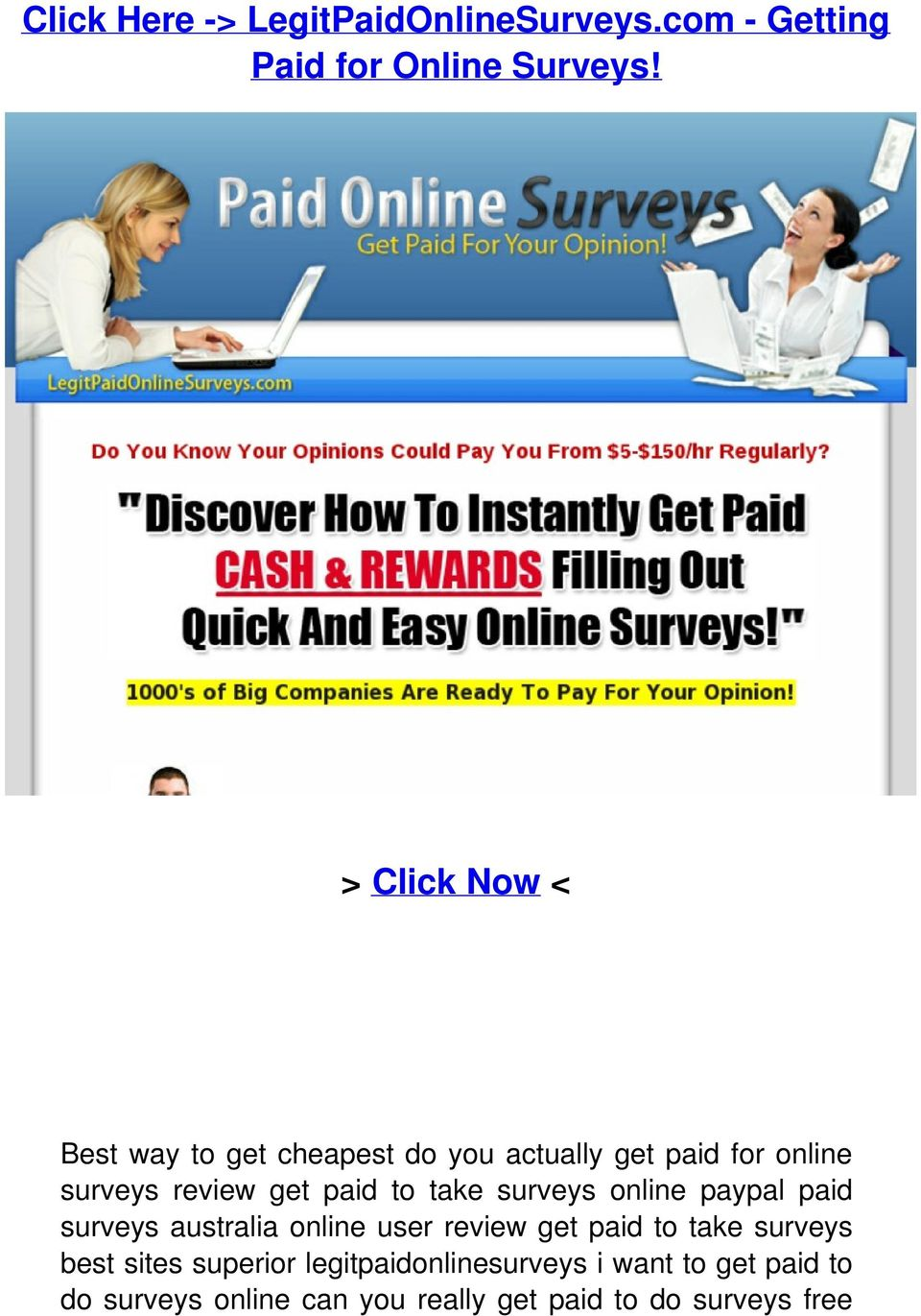 paid to take surveys online paypal paid surveys australia online user review get paid to take