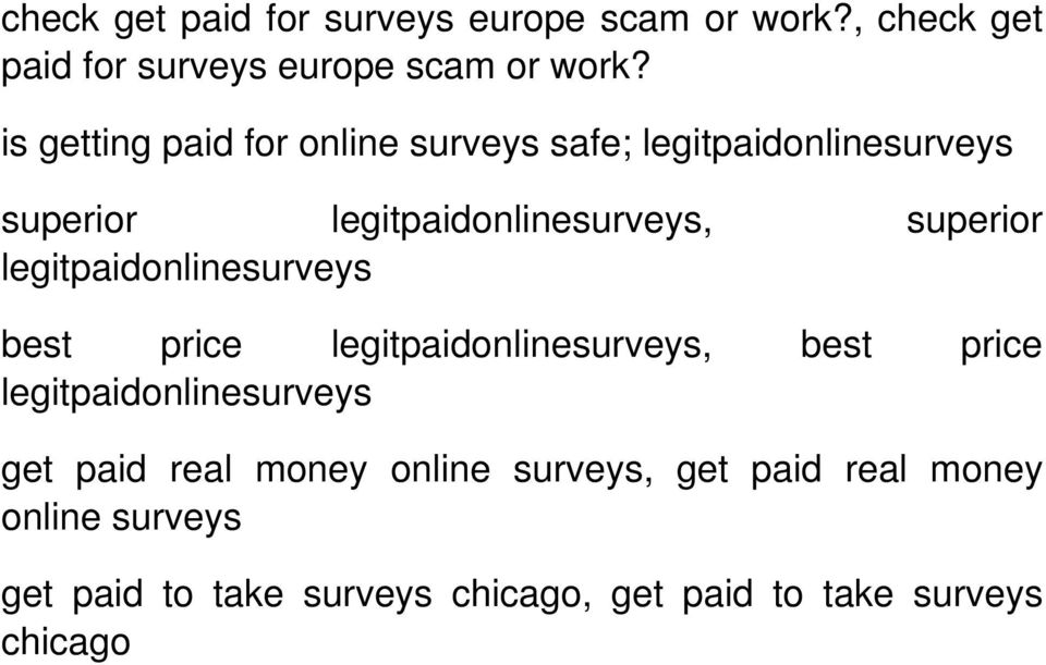 price get paid real money online surveys, get paid real money online surveys