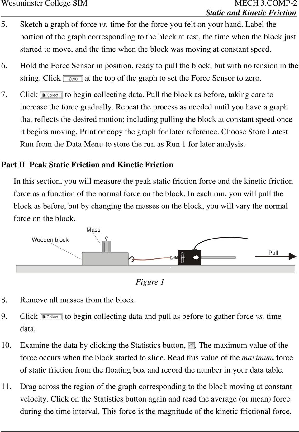 STATIC AND KINETIC FRICTION - PDF Free Download