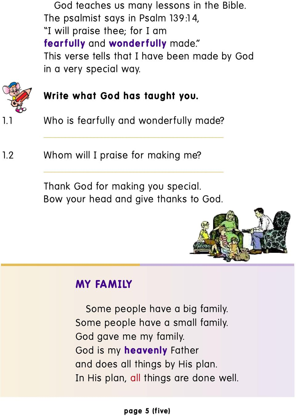 BIBLE 201: WHO AM I? CONTENTS - PDF