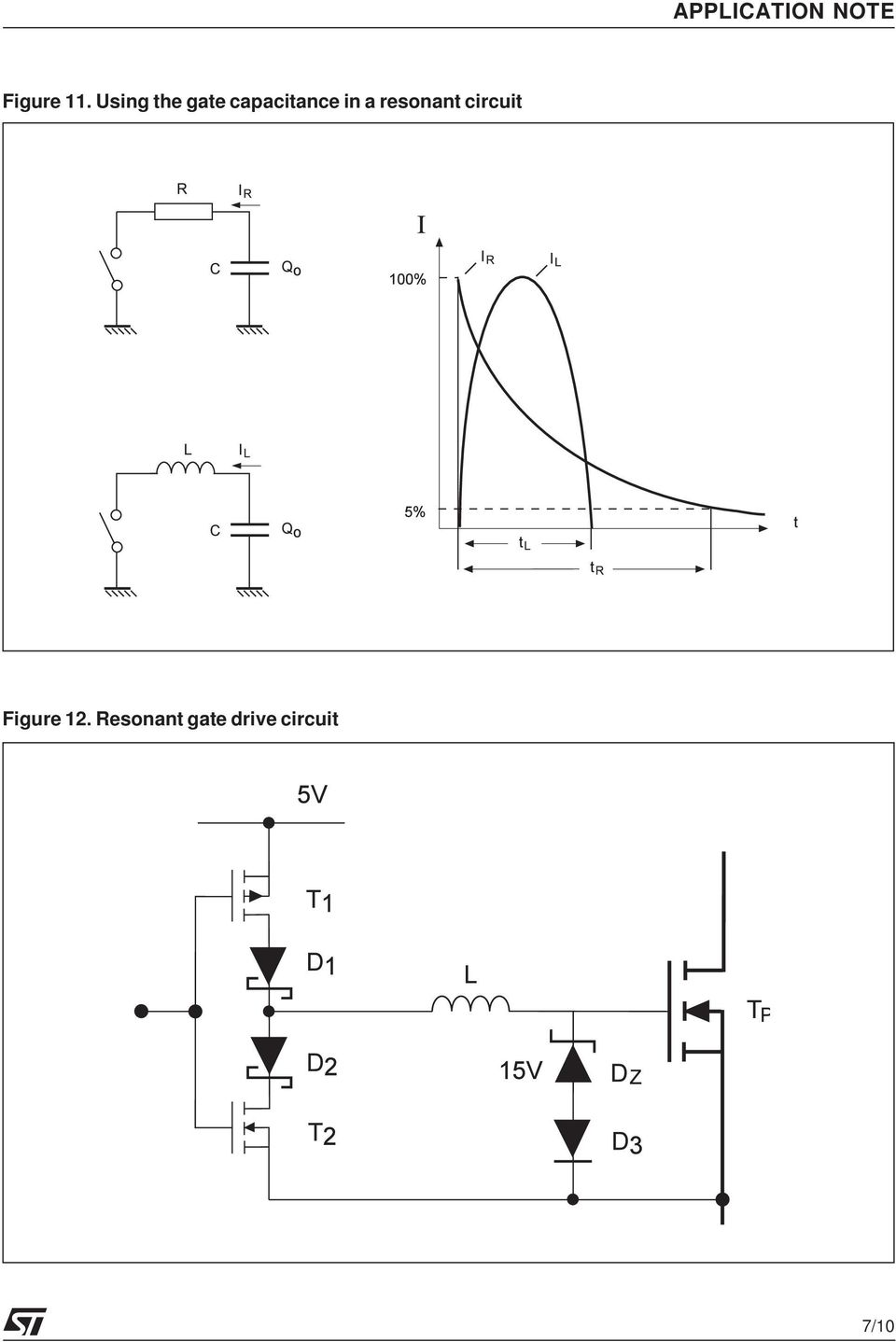 DRIVE CIRCUITS FOR POWER MOSFETs AND IGBTs - PDF