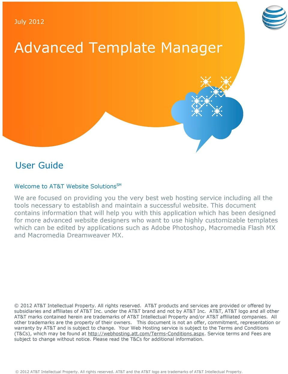 Advanced Template Manager - PDF