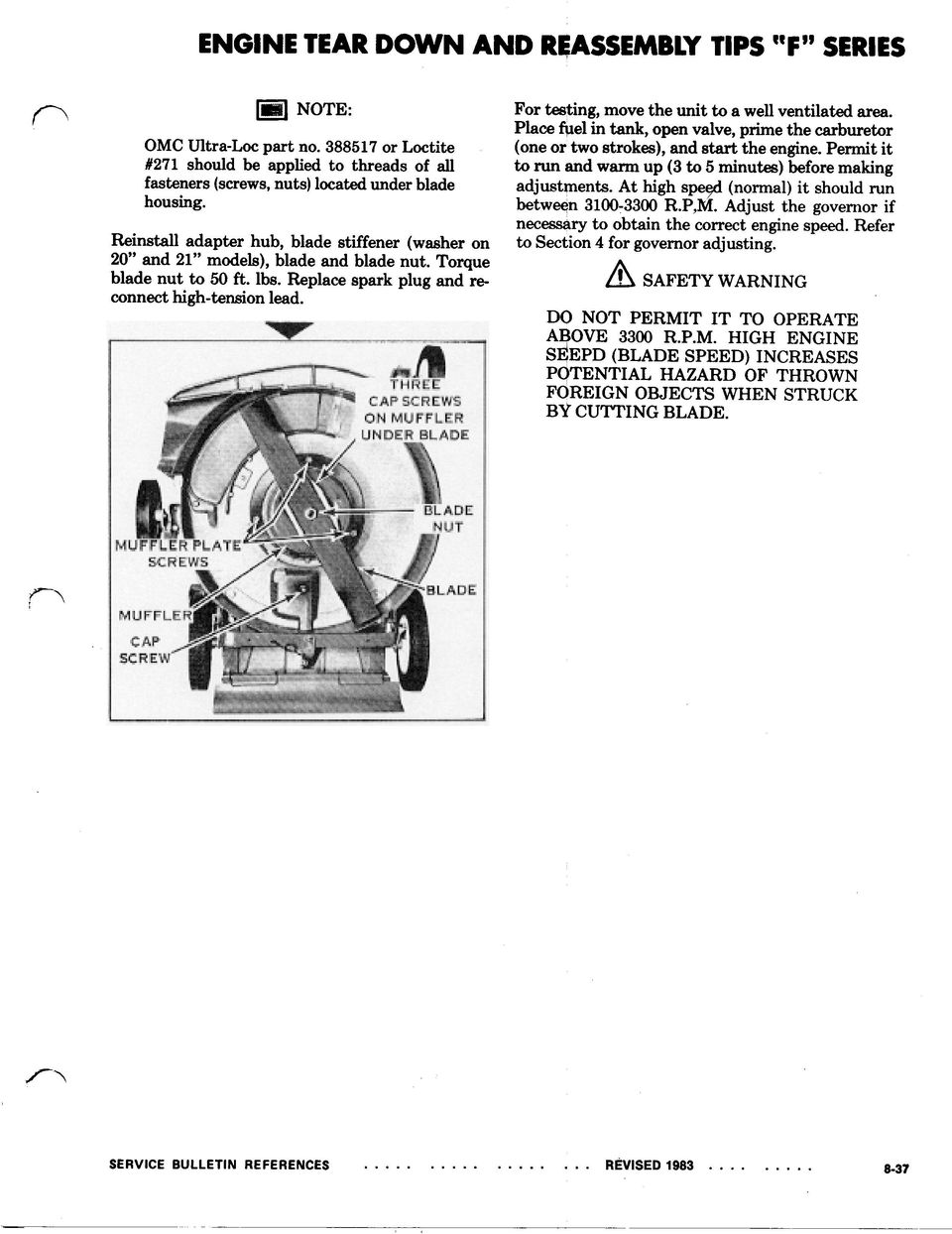 Piston And Cylinder Walls Scoring Pdf 3100 Engine Diagram For Testing Move The Unit To A Well Ventilated Area Place Fuel In Tank
