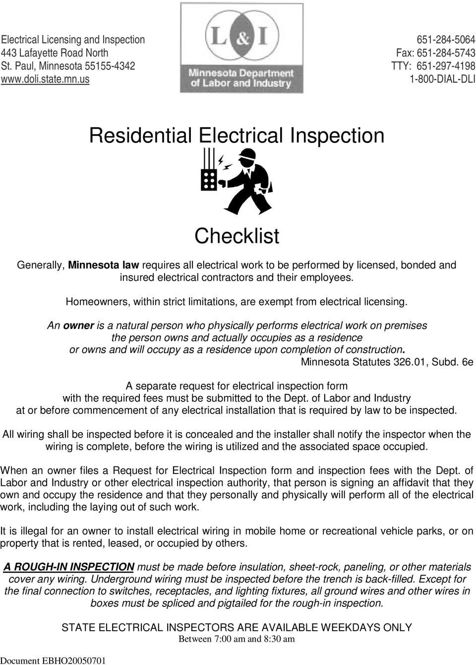 Bonded And Insured Electrical Contractors Their Employees Homeowners Within Strict Limitations Are