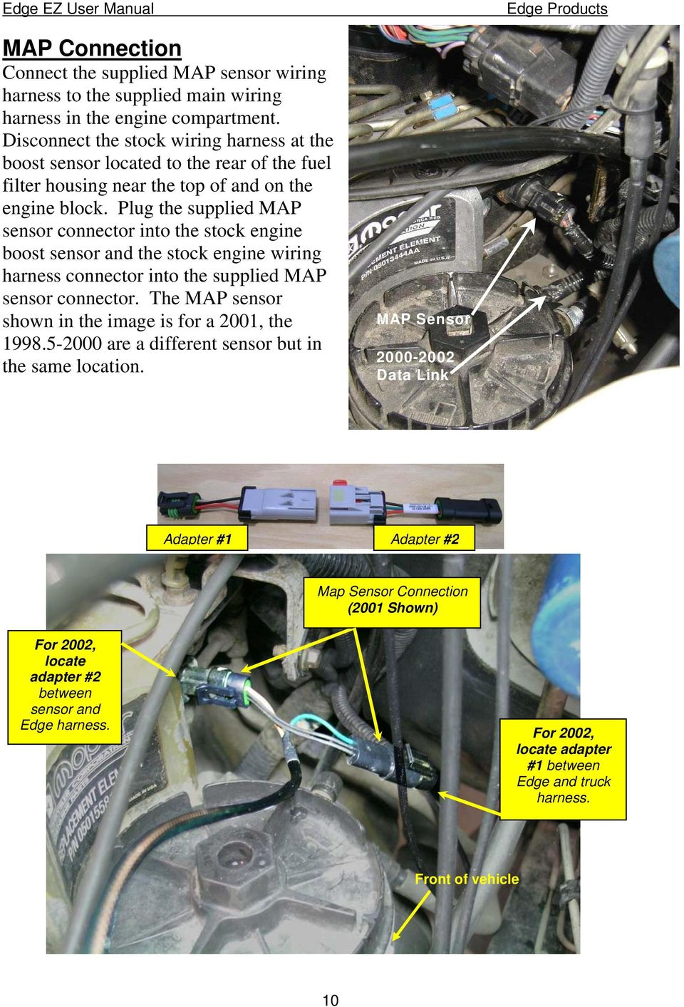 Edge Ez Wiring Diagram Detailed Diagrams Dodge Cummins 5 9l 24 Valve Products Module Installation 12v Battery Charger Circuit