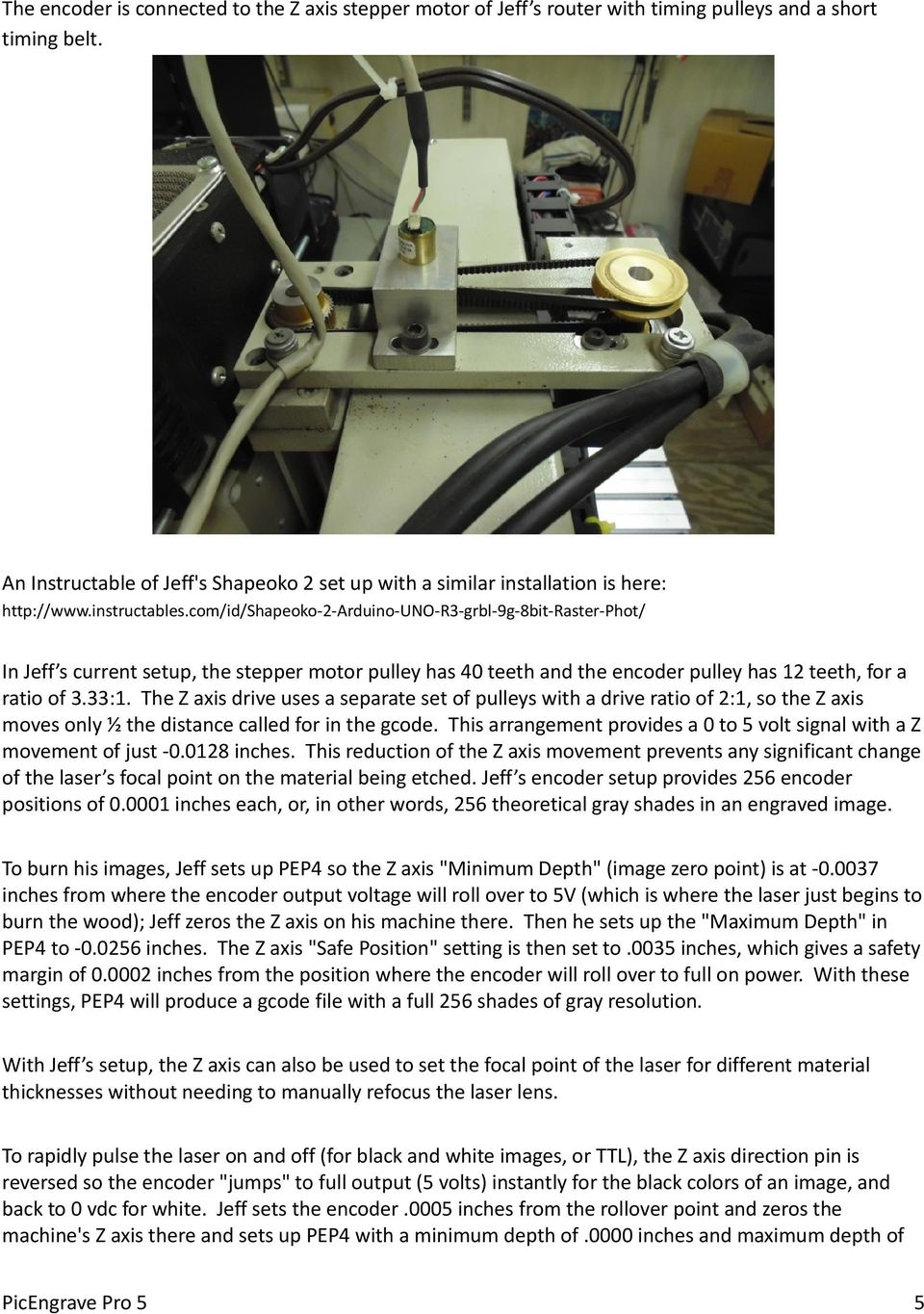 Analog Laser Diode Setup For Gray Scale Image Engraving Pdf Need Help Page 3 Pointer Forums Discuss Com Id Shapeoko 2 Arduino Uno R3 Grbl