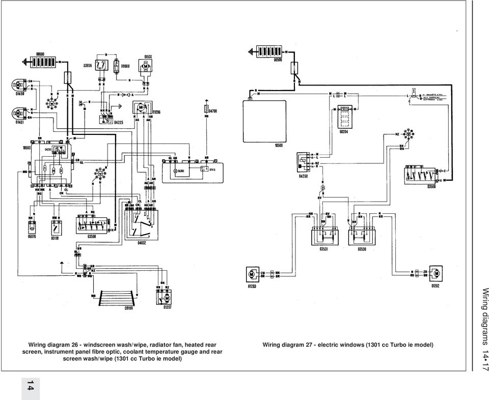 wiring diagrams component key for wiring diagrams 1 to 29 note not rh docplayer net 220 Wiring with 3 Wires 220 3 Wire Wiring Diagram