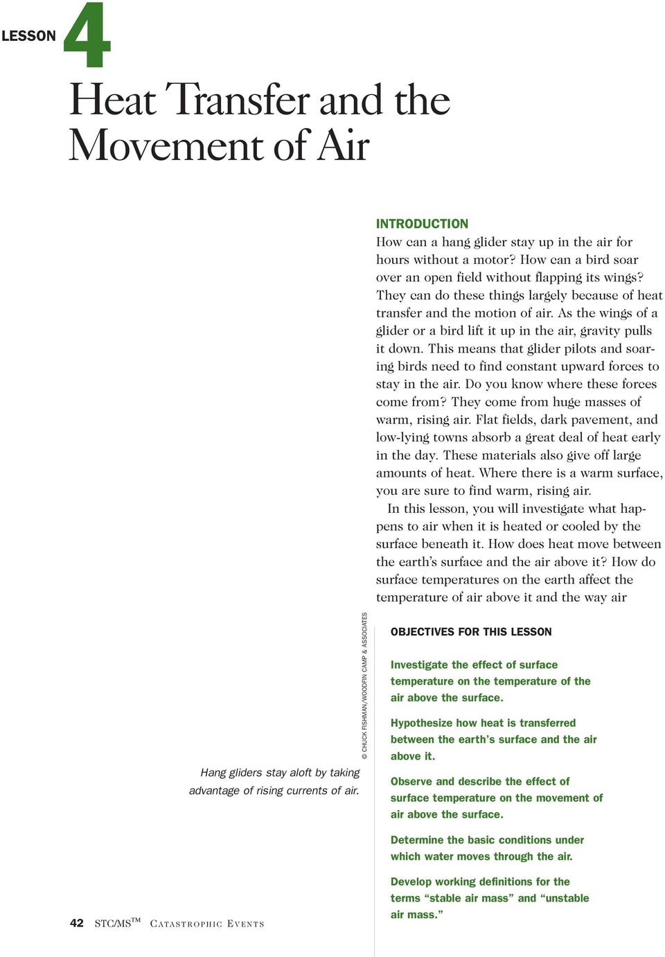 Heat Transfer and the Movement of Air - PDF