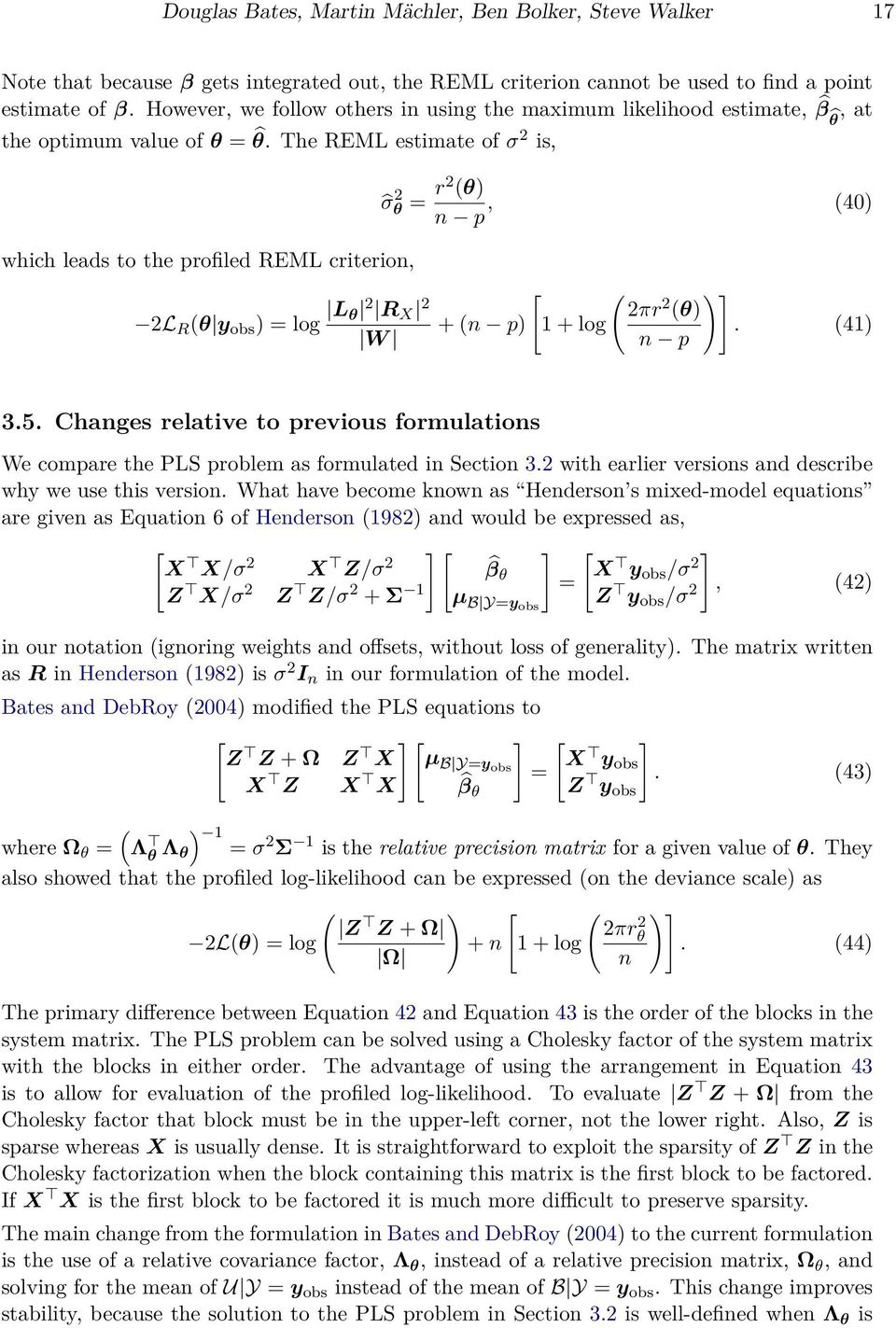 Fitting Linear Mixed-Effects Models using lme4 - PDF