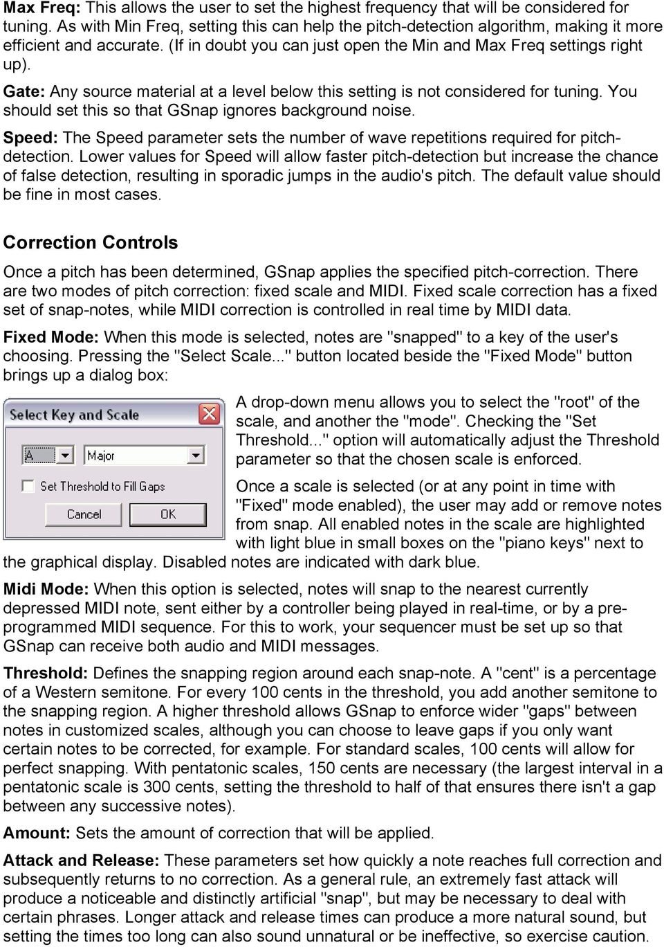 GSnap Manual  Welcome to GSnap  Installation  Hints - PDF