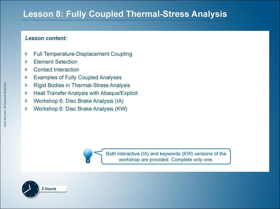 Heat Transfer and Thermal-Stress Analysis with Abaqus - PDF