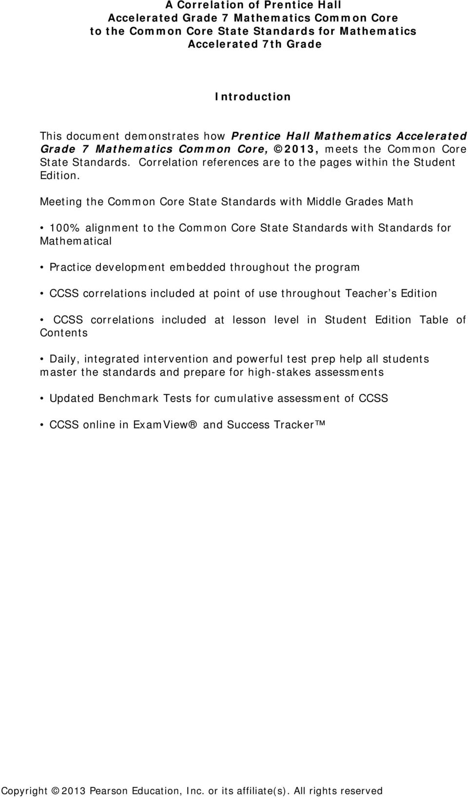 Common Core State Standards for Mathematics Accelerated 7th Grade - PDF
