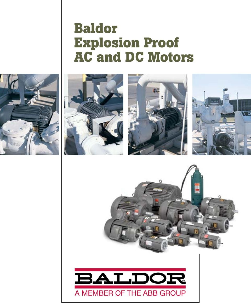 Baldor Dc Motor Cross Section Free Download Abb Wiring Diagram Explosion Proof Ac And Motors Pdf At