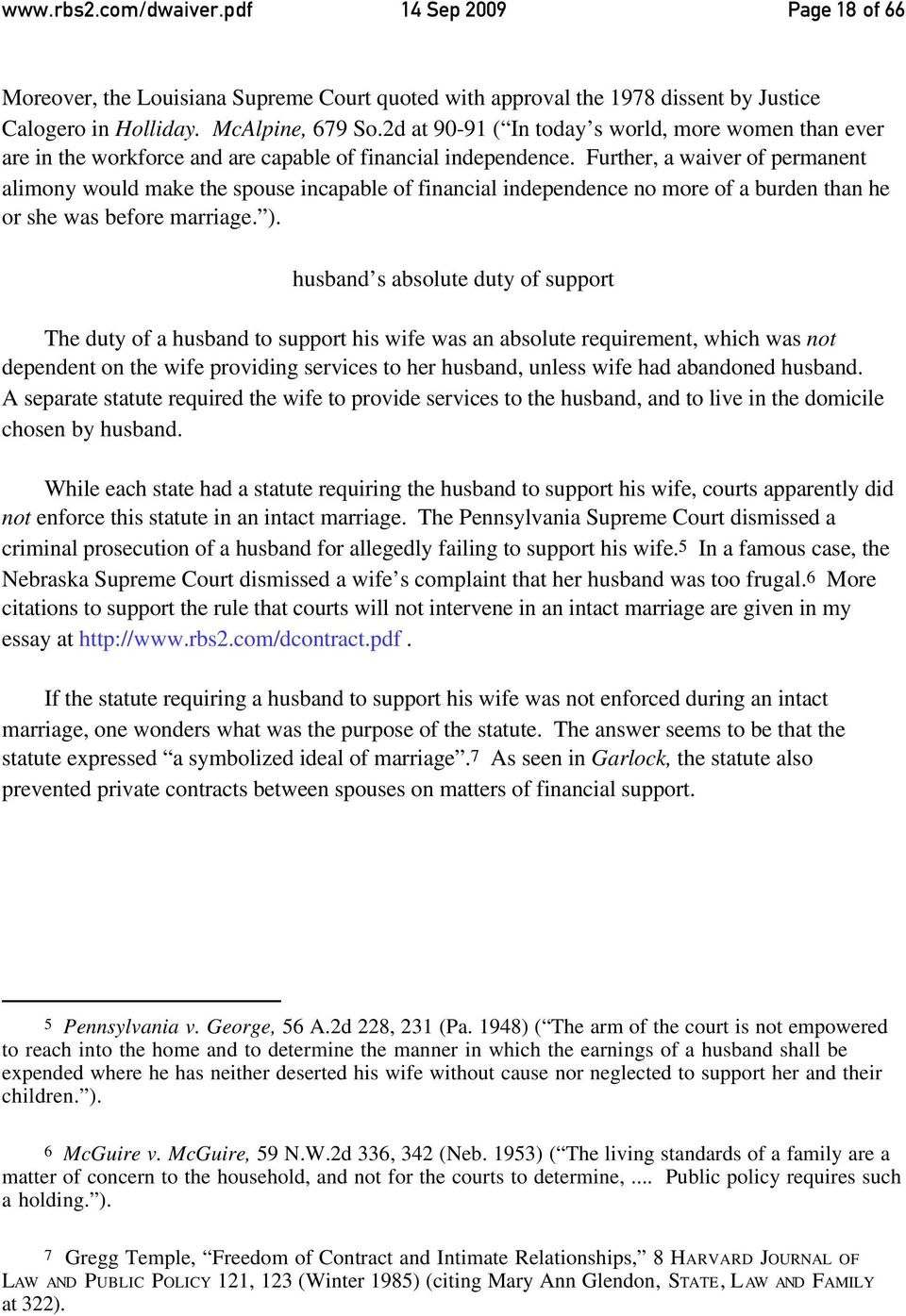 contracts between spouses