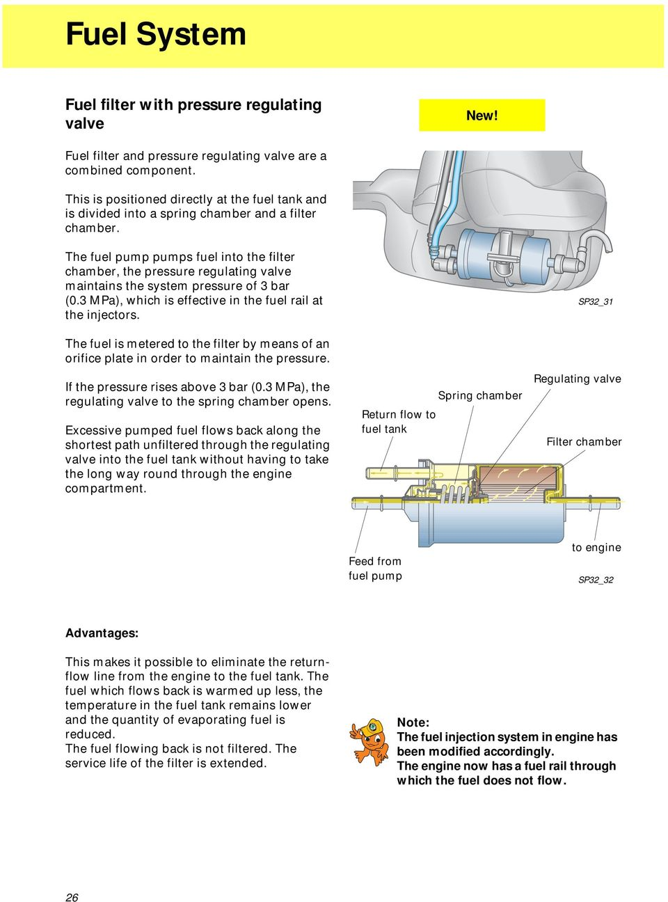 engine gearbox combinations pdf the fuel pump pumps fuel into the filter chamber the pressure regulating valve maintains the