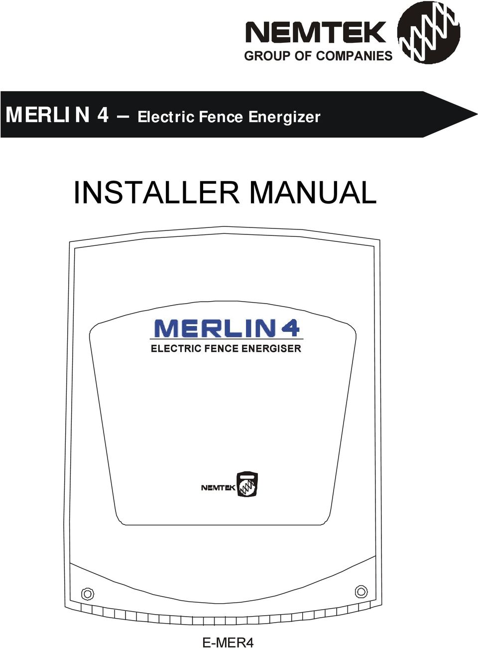 Nemtek Electric Fence Installation Diagram Wiring And Wire Merlin Solutions