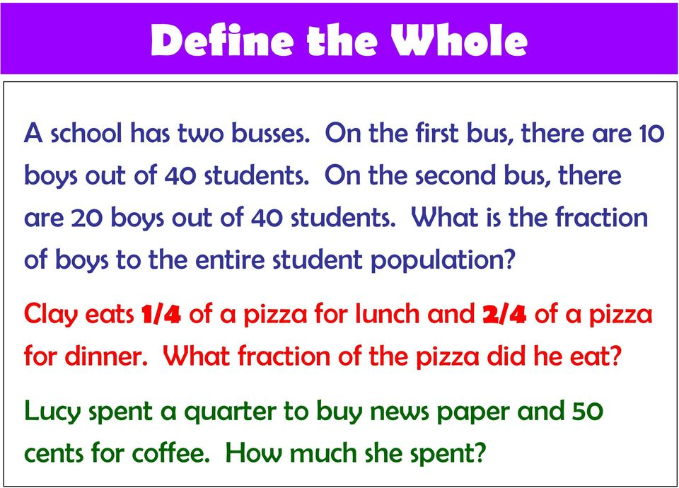 What is the fraction of boys to the entire student population?