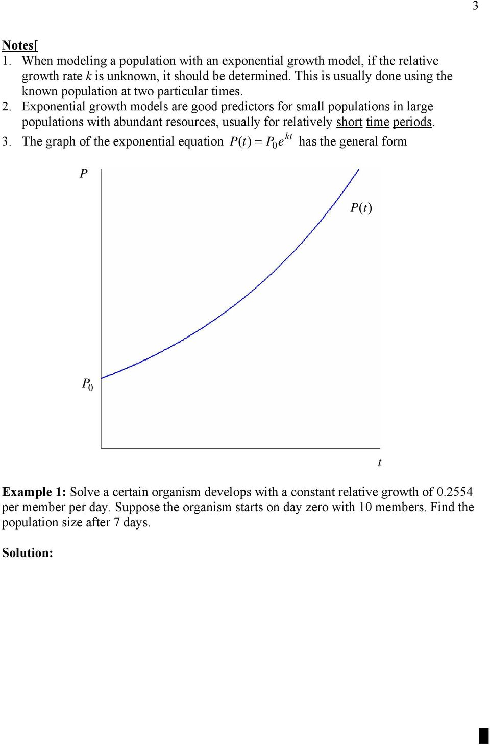 Section 7 4: Exponential Growth and Decay - PDF