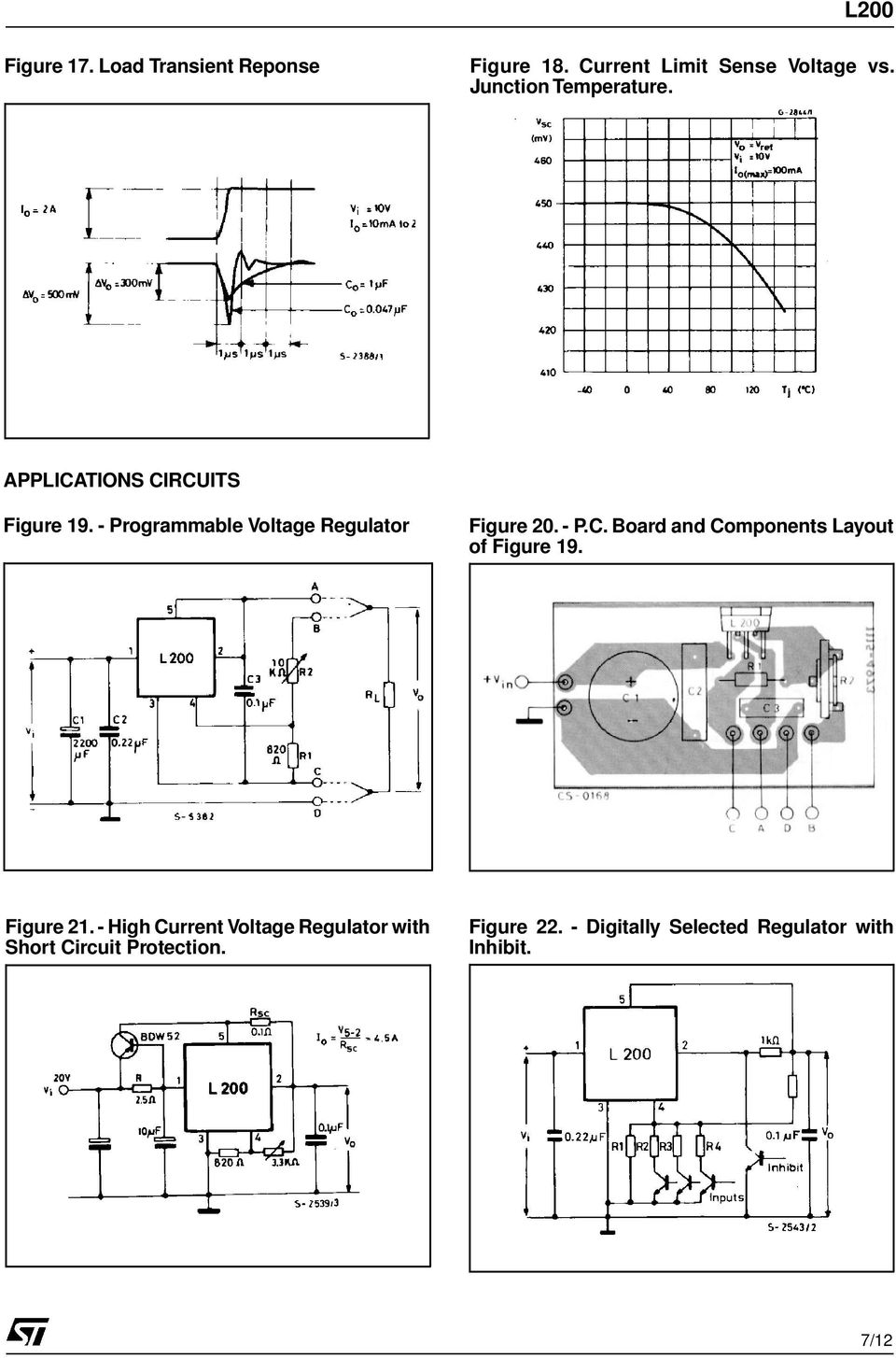 Adjustable Voltage And Current Regulator Pdf Power Opamp With Overvoltage Protection Circuit Programmable Figure 20 Pc