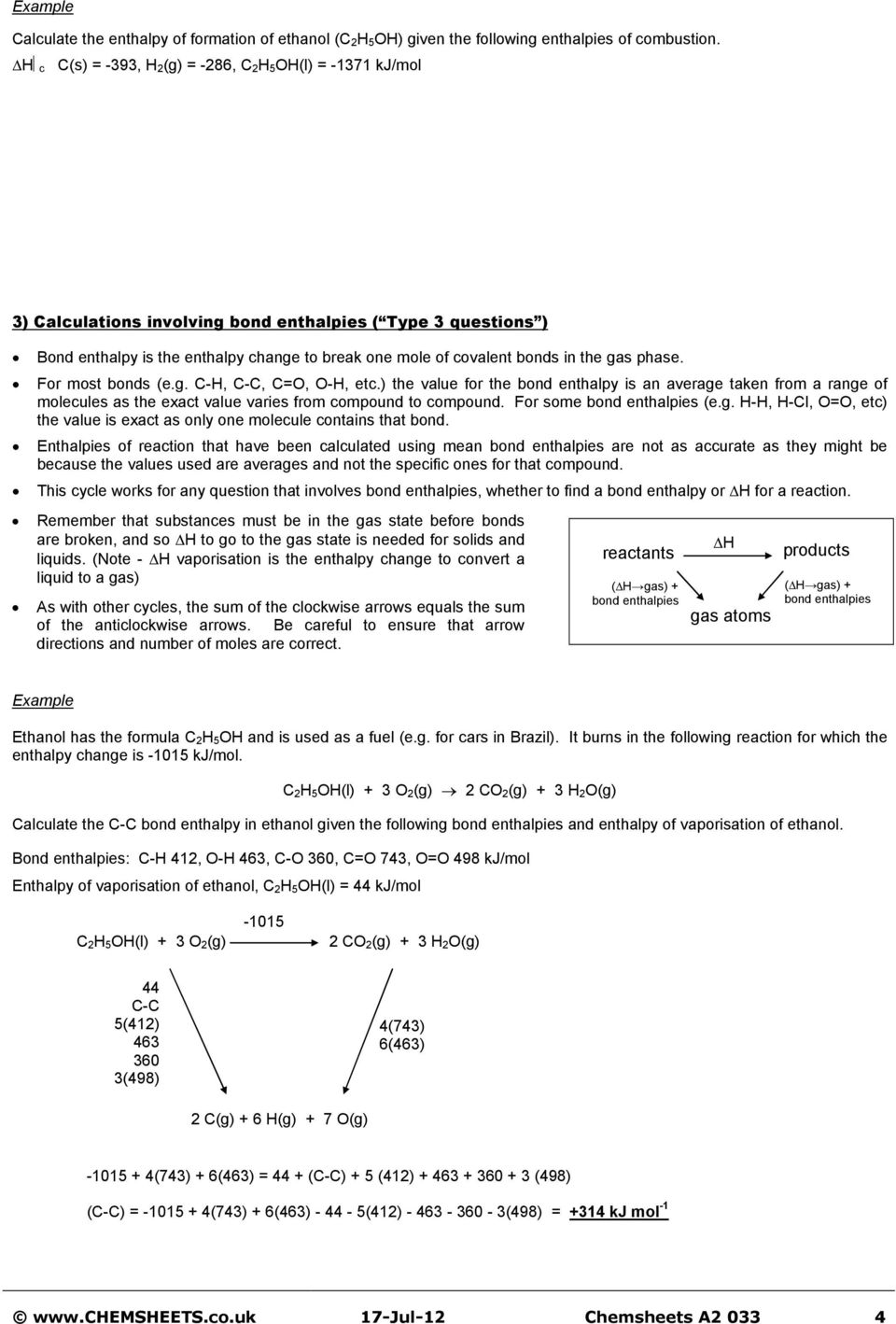 17 Jul 12 Chemsheets A Pdf