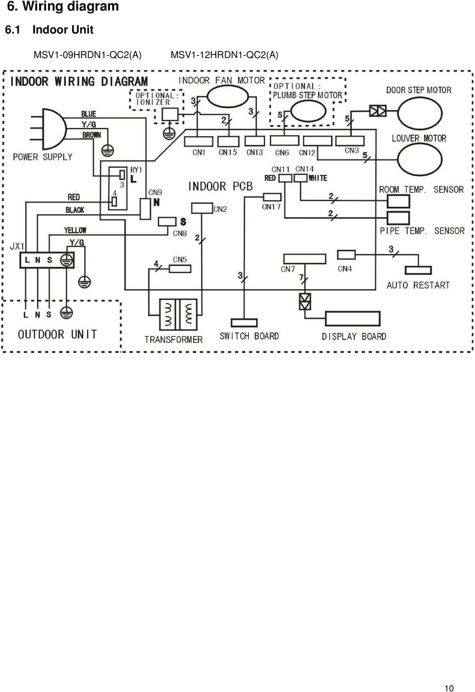 Awesome Midea Wiring Diagrams Wiring Diagram Wiring Cloud Pendufoxcilixyz