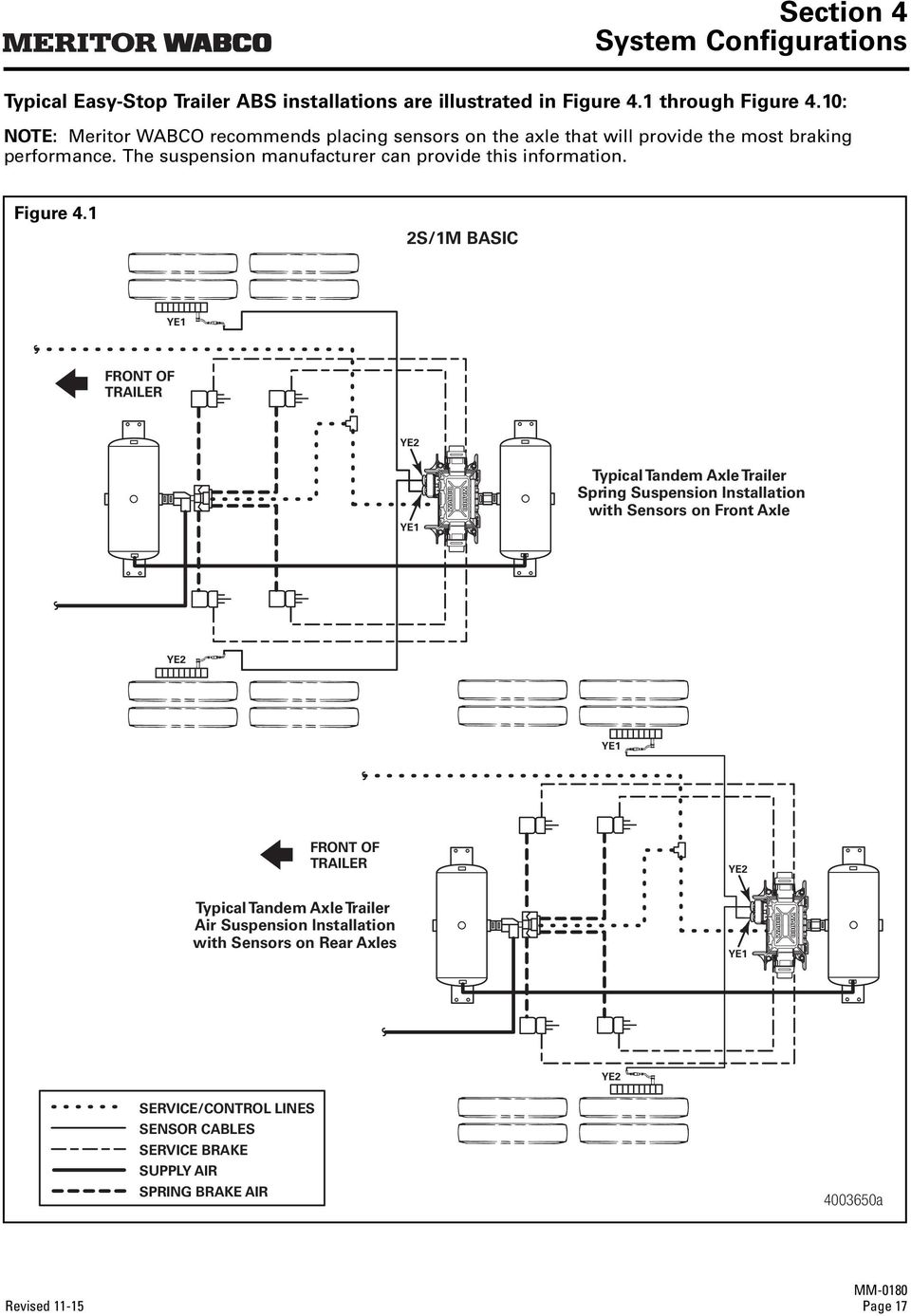 Meritor Wiring Diagram - Wiring Diagram Ops on