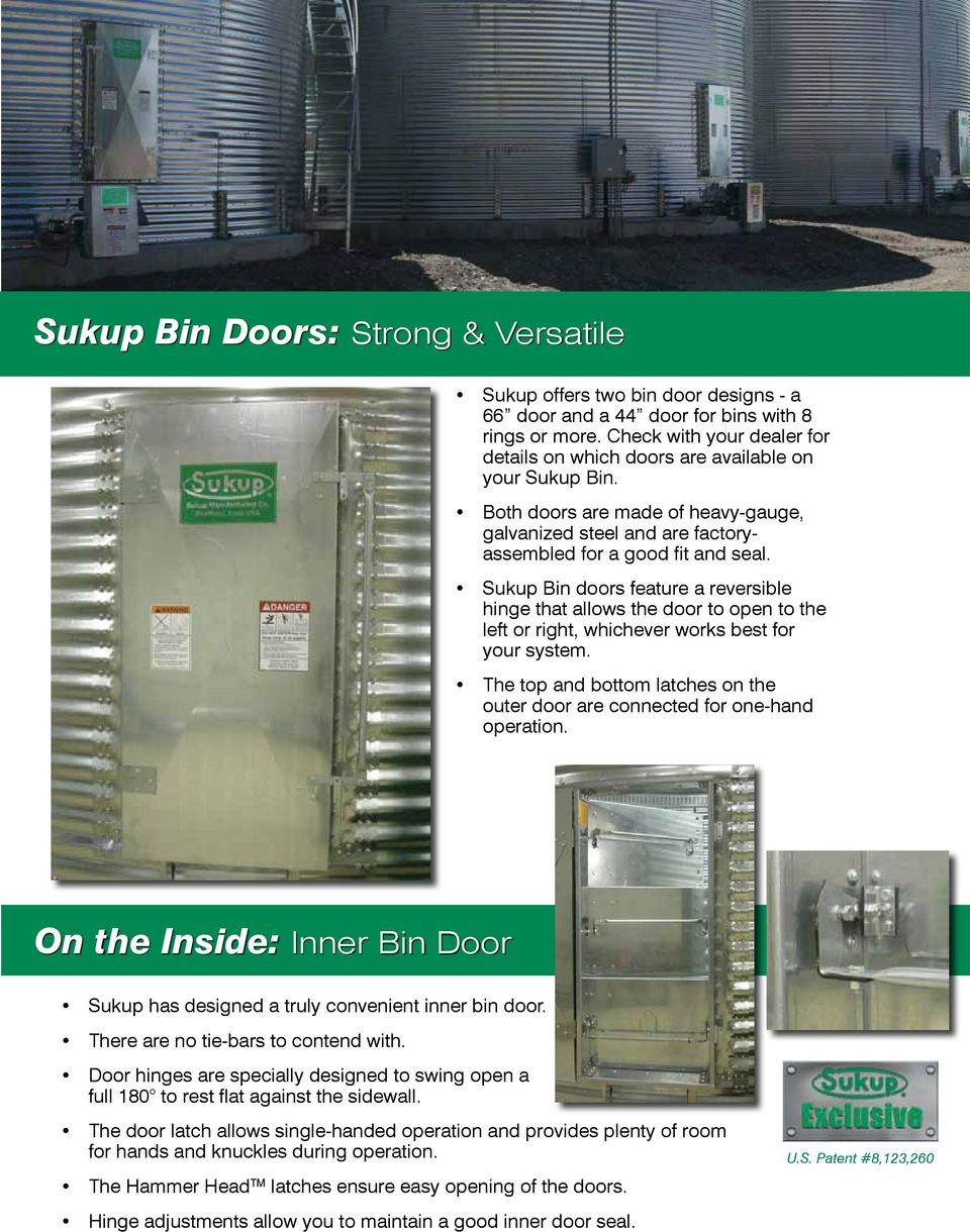 Grain Bins  Farm Commercial Hopper Bottom - PDF