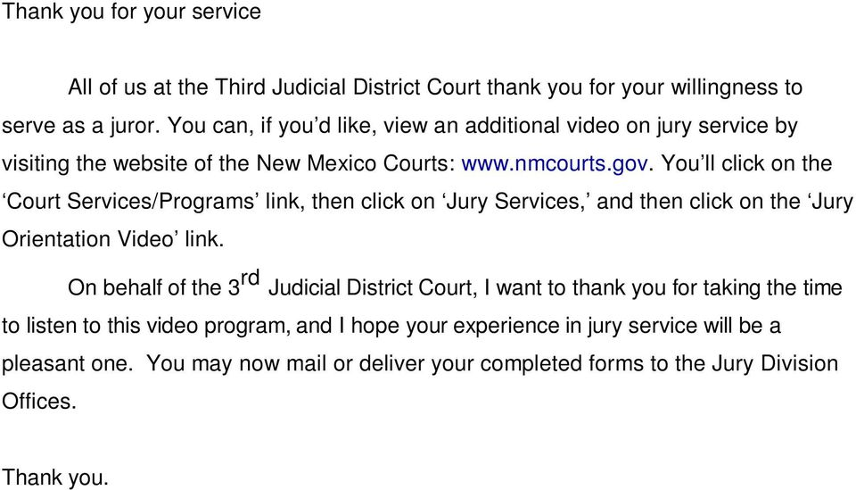 What is jury duty? Page 1 of 6 - PDF