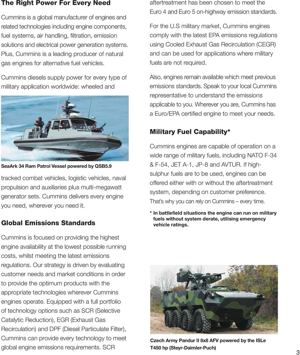 Every Mission  Engines for Defence hp - PDF