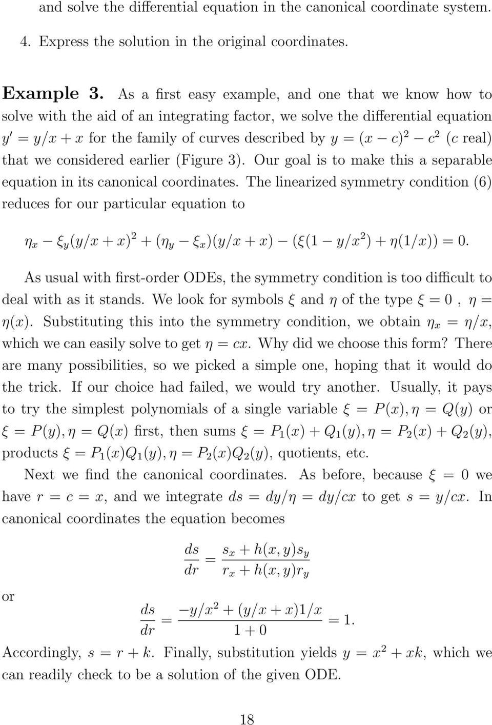 Solving Differential Equations by Symmetry Groups - PDF