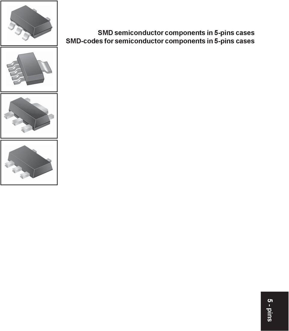 Smd Components Marking Codes Pdf Low Drop Out Ldo Voltage Regulator Using Discrete Semiconductors Semiconductor In 5 Pins