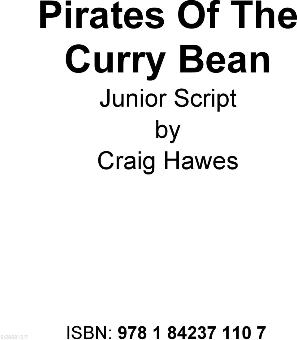 Pirates Of The Curry Bean Pdf Free Download