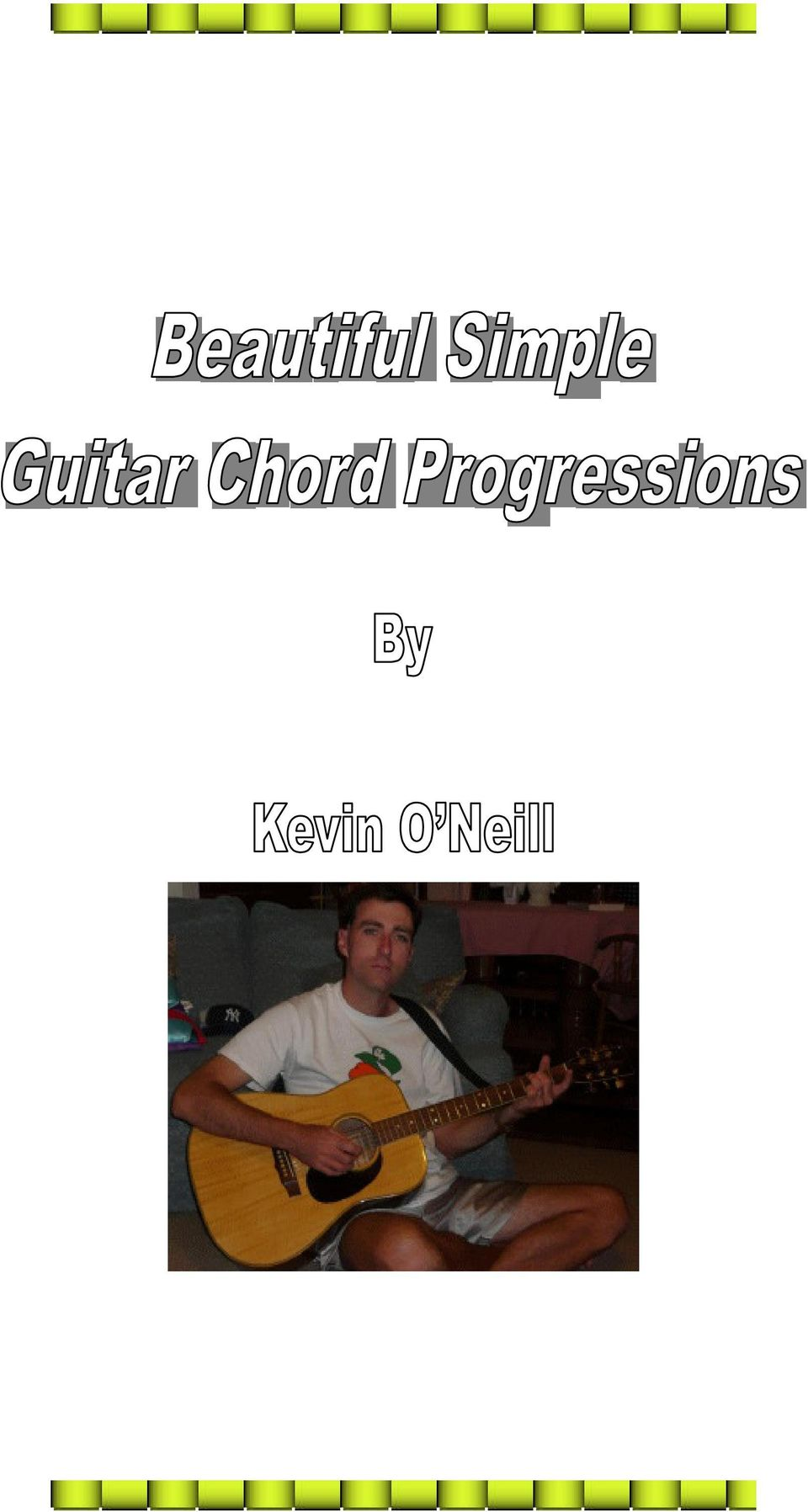 Beautiful Simple Guitar Chord Progressions Pdf