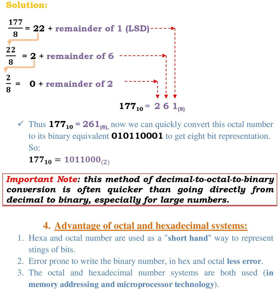 3  Convert a number from one number system to another - PDF