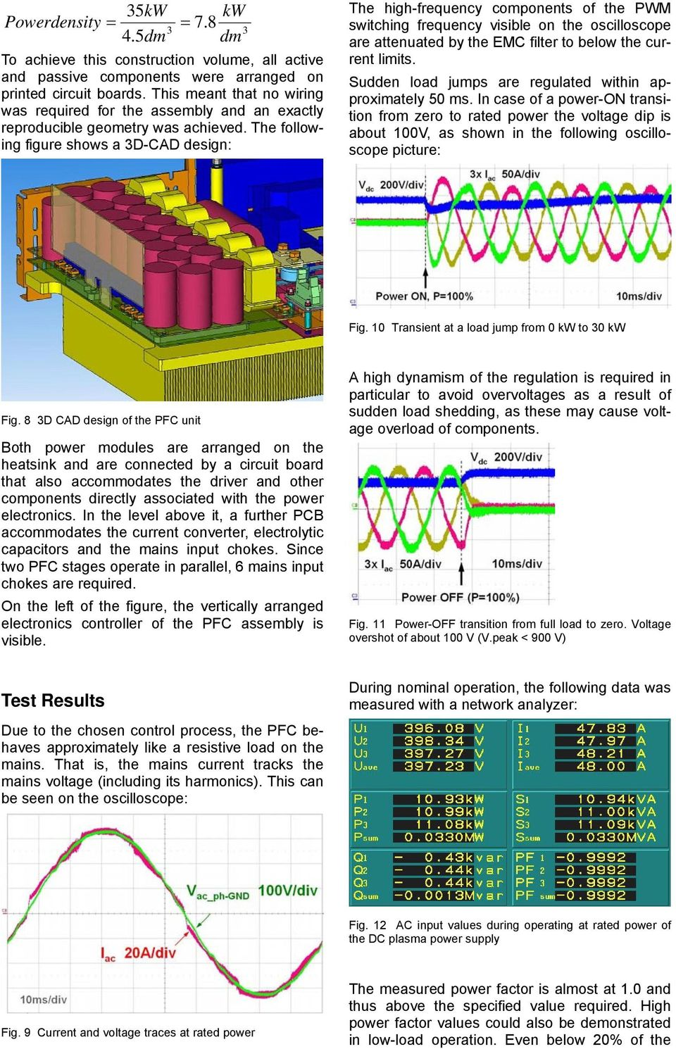 35 Kw Active Rectifier With Integrated Power Modules Pdf Full Bridge 1 Kva Inverter Circuit Using 4 N Channel Mosfets Smps The Following Figure Shows A 3d Cad Design 3 High Frequency Components
