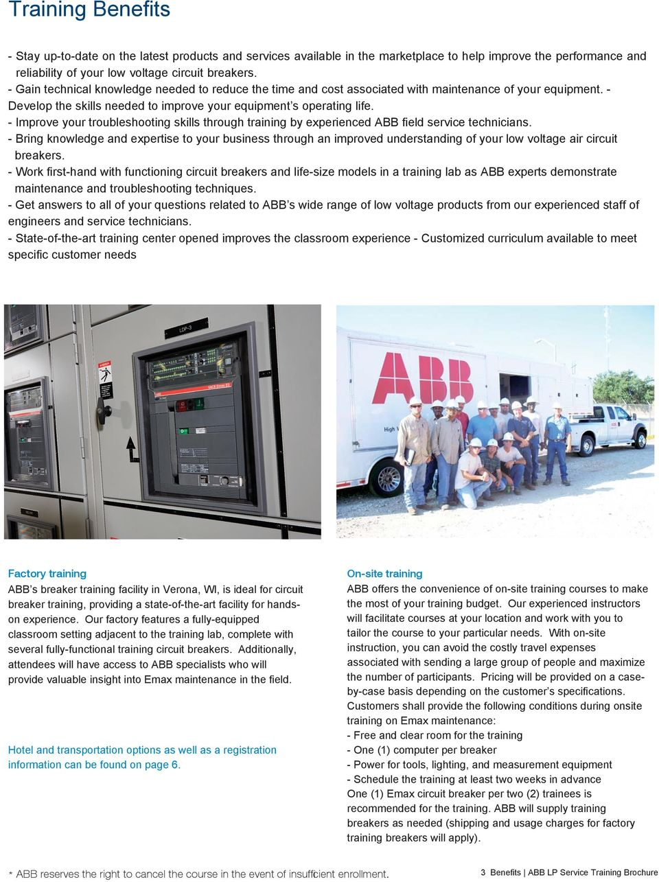 Abb Low Voltage Service Air Circuit Breaker Maintenance Training How To Troubleshoot Breakers Improve Your Troubleshooting Skills Through By Experienced Eld Technicians
