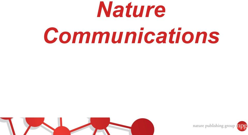 Publishing in Nature journals - PDF
