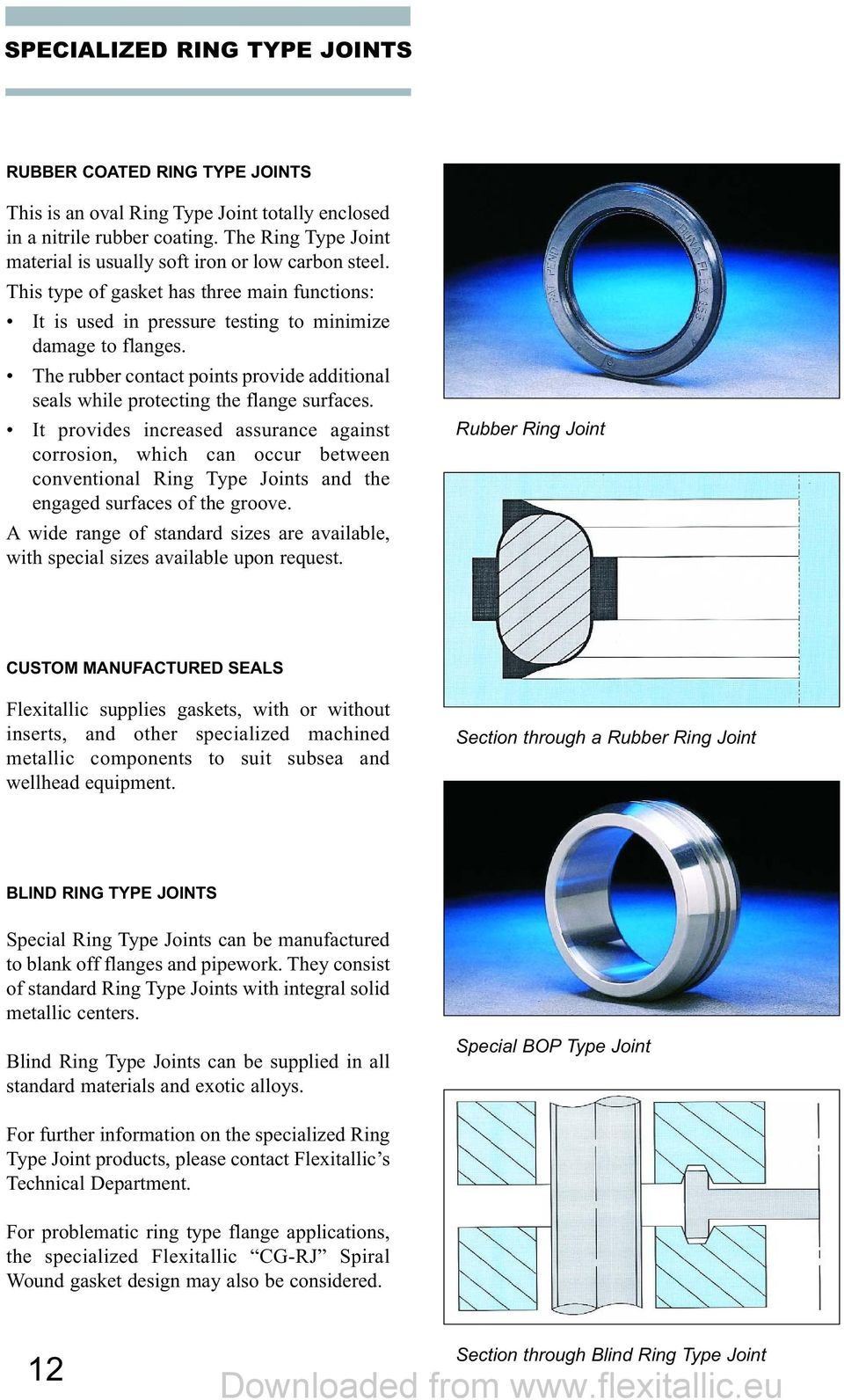 Ring Type Joint Gaskets Pdf