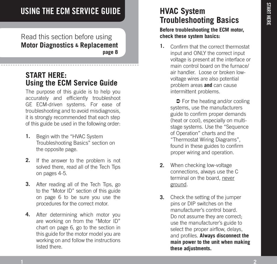 ECM. Service Guide. - PDF on x 13 motor wiring diagram, ge motor wiring diagram, ac blower motor wiring diagram, bodine electric motor wiring diagram, fan motor wiring diagram,